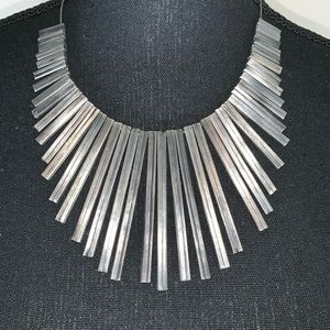 Jewelry - Spiked Steel Necklace